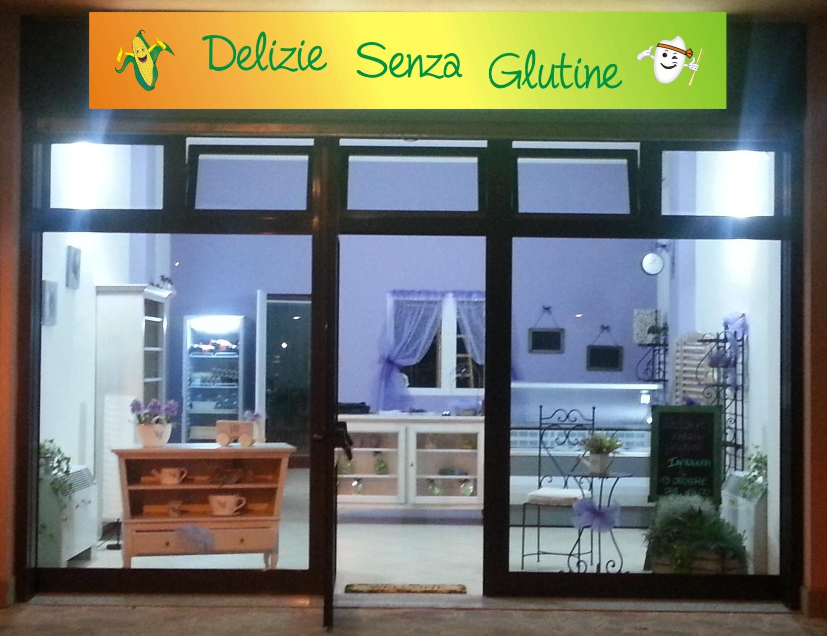 Delizie Senza Glutine - Home